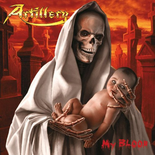 Artillery: My Blood (Audio CD)