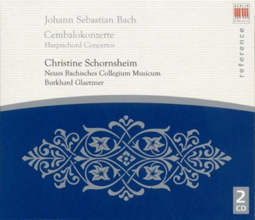 Johann Sebastian Bach: Harpsic...