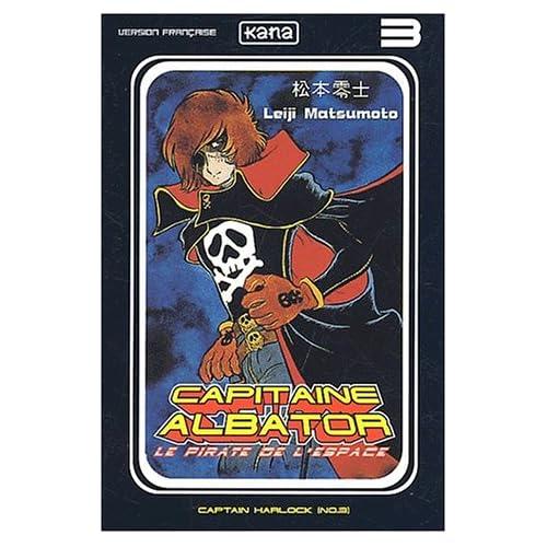 Capitaine Albator, tome 3