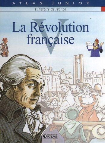 Histoire de France : Tome 5, La Révolution française
