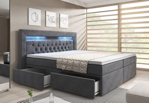 boxspringbett kaufen liefern lassen schlafzimmer sterreich. Black Bedroom Furniture Sets. Home Design Ideas