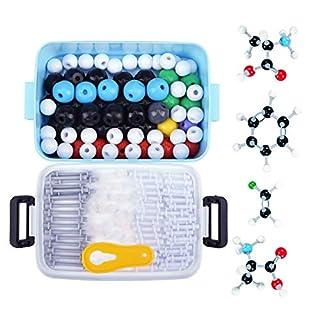 Molecular Model Kit Astarye Biochemistry Chemistry Organic and Inorganic Modeling Set