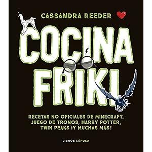 Cocina Friki: Recetas no oficiales de Minecraft, Juego de Tronos, Harry Potter, Twin Peaks ¡Y muchas más! (Hobbies) 13
