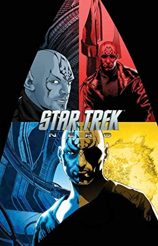 Star Trek: Nero (Star Trek (IDW)) by Mike Johnson (2010-02-23) par Mike Johnson;Tim Jones