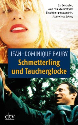Buchseite und Rezensionen zu 'Schmetterling und Taucherglocke' von Jean-Dominique Bauby