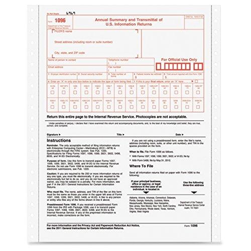 Tops Tax Form (2202)