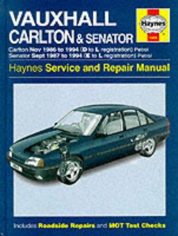 vauxhall-carlton-and-senator-service-and-repair-manual-haynes-service-and-repair-manuals