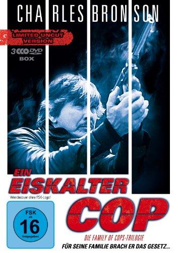 Ein eiskalter Cop - Die Family of Cops-Trilogie (Limited Uncut Version, 3 Discs) [Limited Edition]