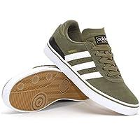 adidas, Scarpe da Skateboard uomo verde Olive Cargo/White/Core Black, Uomo, verde oliva, 45 2/3 EU