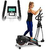 BH Fitness Lightfit 1030 G2336RF - Crosstrainer - Ellipsentrainer - 10kg Schwungrad - 30 cm Schrittlänge - magnetisches Bremssystem
