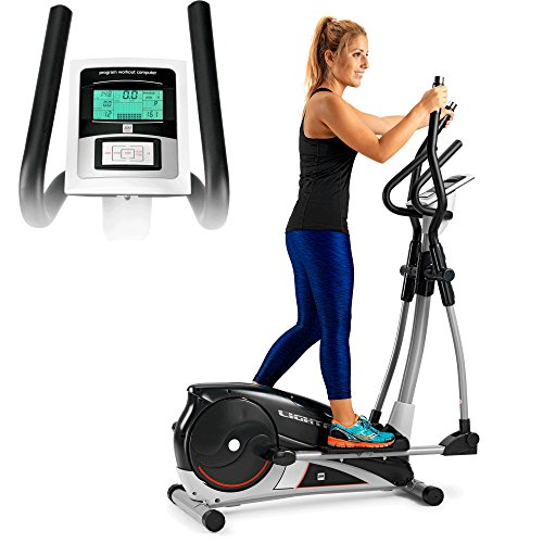 BH Fitness LIGHTFIT1030 G2336RF - Vélo elliptique -...