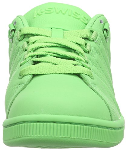 K-Swiss - Lozan Iii Monochrome, Scarpe da ginnastica Donna Verde (Grün (Summer Green/Summer Green))