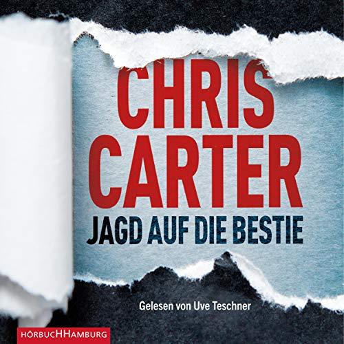 Jagd auf die Bestie (Ein Hunter-und-Garcia-Thriller 10): 2 CDs