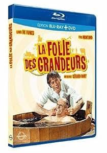 La Folie des Grandeurs [Combo Blu-ray + DVD]