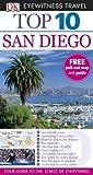 Top 10 San Diego (DK Eyewitness Top 10 Travel Guide) by Pamela L. Barrus (2011-08-01) - Pamela L. Barrus
