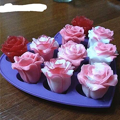 Silikonform für Kuchen, Schokolade, Gips, Kerzen, Seife, Süßigkeiten (Oreo-barbie)