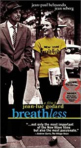 Breathless [VHS] [Import USA]