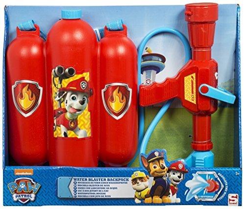 Paw Patrol Wasser Blaster Rucksack Wasserpistole Spielzeug Sommerspass - Paw Rucksack