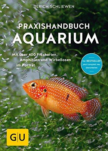 Preisvergleich Produktbild Das große GU Praxishandbuch Aquarium: Mit über 400 Fischarten, Amphibien und Wirbellosen im Porträt. Der Bestseller jetzt komplett neu überarbeitet (GU Haus & Garten Standardwerke)