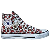 CONVERSE ALL STAR CHUCKS EU 36,5 UK 4 LIMITED EDITION SAILOR JERRY HERZ 105780