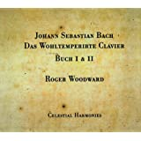 J S Bach: Well-Tempered Clavier Book I/II, BWV 846-893 (5CD)