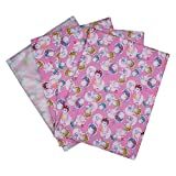 Littly Multipurpose Baby Cotton Sheets w...