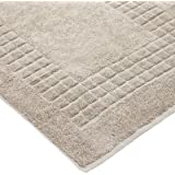 Linens Limited Supreme 500gsm Egyptian Cotton Bath Mat, Stone