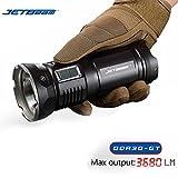 Pegasus Jetbeam DDR-30GT XHP70 3680LM Outdoor lange Reichweite LED Taschenlampe 18650