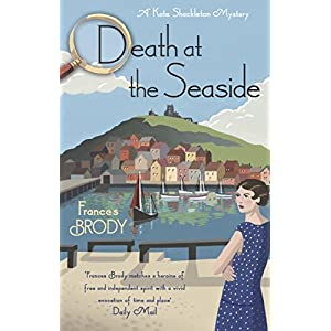 Death at the Seaside (Kate Shackleton Mysteries Book 8)