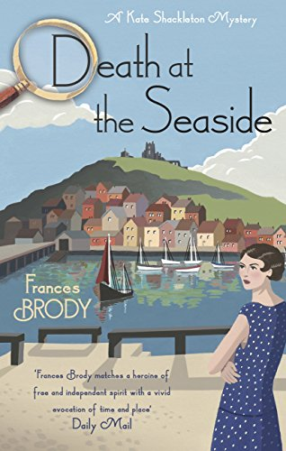 Death at the Seaside (Kate Shackleton #8)