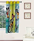Athom Trendz Disney Polyester Window Curtain - 5ft, Multicolour best price on Amazon @ Rs. 1299