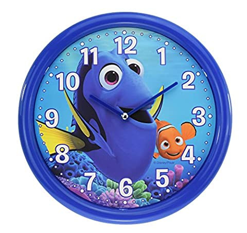 Disney Pixar Finding Dory Nemo 26cm Quartz Wall Clock