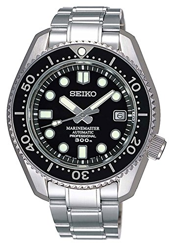 Seiko Prospex Marinemaster Diver Automatic Watch SBDX017