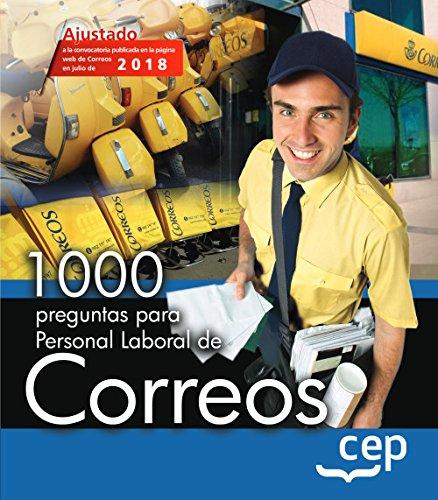 1000 preguntas para Personal Laboral de Correos por Mario José Trujillo Esteban
