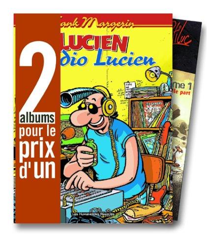 2 albums pour le prix d'1 : Lucien, tome 3 + Rat's, tome 1 en cadeau