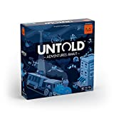 Untold: Adventures Await is the customizable storytelling game powered by Rory's Story Cubes. Players become the heroes of a thrilling tale that unfolds in under 60 minutes. Think of Untold as your favorite TV series, except rather than just sitting ...