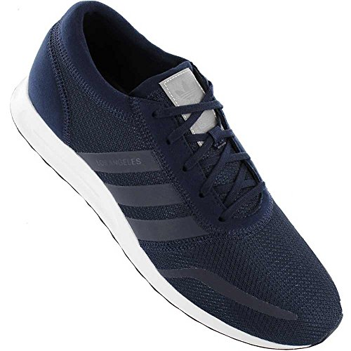 Adidas originals scarpe los angeles blu 2016 42 2/3 blu