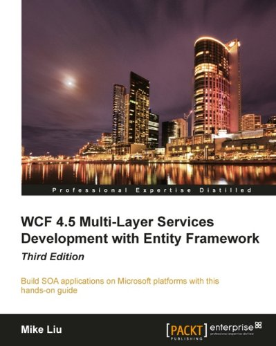 WCF 4.5 Multi-Layer Services Development with Entity Framework (English Edition)