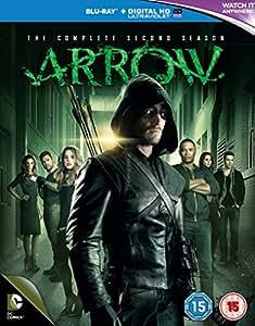 Arrow - Season 2 [Blu-ray] [2014] [Region Free]