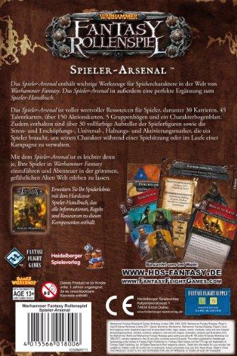 Heidelberger-HE251-Warhammer-Fantasy-Rollenspiel-Spieler-Arsenal