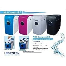 Osmosis inversa COMPACTA 75GPD Hidrotek Depuragua Blue con Bomba