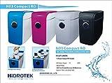N03T Blue Umkehrosmoseanlage, kompakt, mit Pumpe 75GPD