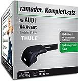 Rameder Komplettsatz, Dachträger WingBar Edge für Audi A4 Avant (119741-06988-1)