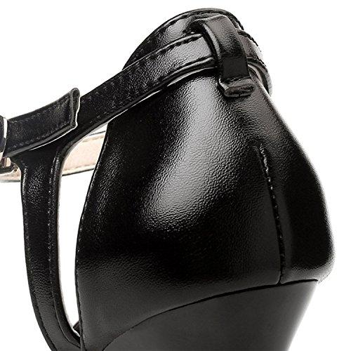 Azbro - Cinturino alla caviglia Donna Black