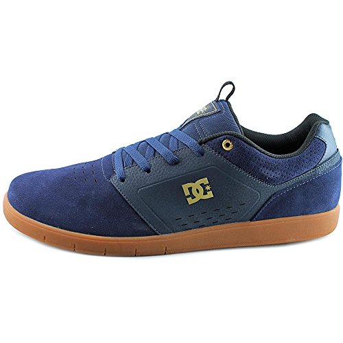 DC Shoes Cole Signature - Chaussures pour Homme ADYS100231 Bleu - Navy/Gum