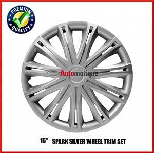Nissan 200SX S1494–0138,1cm Luxe de bordure Moyeu de roue bouchon ensemble Spark neuf