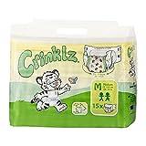 Crinklz Medium - Packung mit 15 Stück