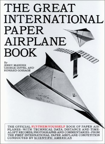 the-great-international-paper-airplane-book-by-jerry-mander-1998-08-02