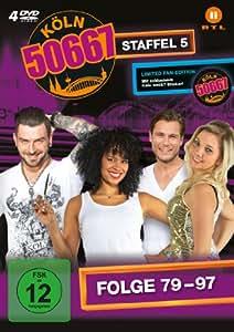 Köln 50667 - Staffel 5 Folge 79-97 Limited Fan-Edition, 4
