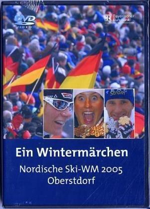 Ein Wintermärchen - Nordische Ski-WM 2005 Oberstdorf, 1 DVD -